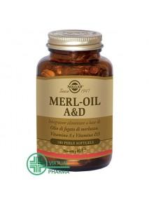 Solgar Merl - Oil A&D 100...