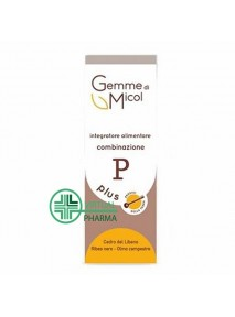 Gemme di Micol P Plus 30 ml