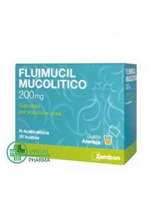 Fluimucil Mucolitico 200 mg...
