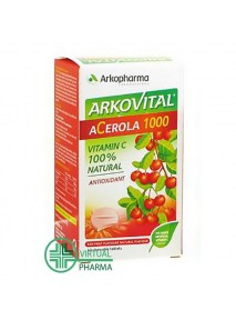 Arkovital Acerola 1000 30...