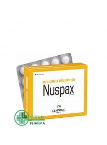 Lehning Nuspax 60 compresse