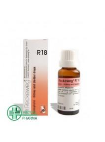 Dr Reckeweg R18 Gocce 22 ml