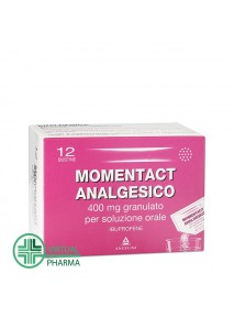 MomentAct Analgesico 400mg...