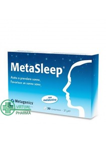 Metagenics Metasleep 30...