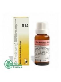 Dr Reckeweg R14 Gocce 22 ml