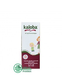 Loacker Kaloba Sciroppo 100 ml