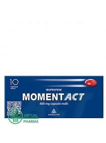 MomentAct 400 mg 10 capsule...