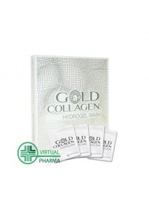 Gold Collagen Hydrogel Mask...