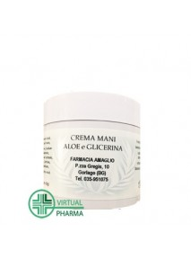 Crema Mani Aloe e Glicerina...