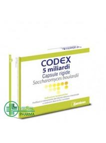 Codex 5 Miliardi 10 capsule