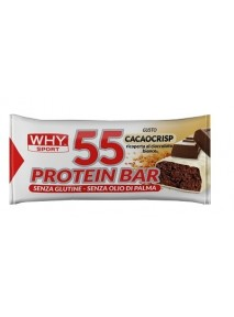 Why Sport 55 Protein...