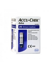 Accu-chek Aviva 25 strisce...