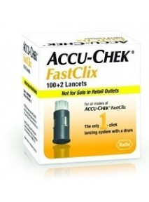 Accu-chek Fastclix Lancette...