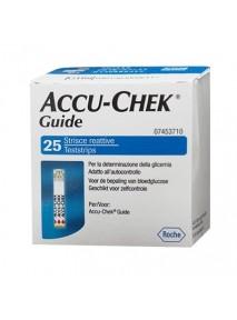 Accu-chek Guide 25 strisce...