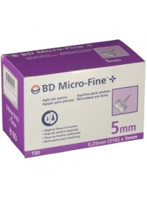 Ago BD Microfine Gauge 31 5...