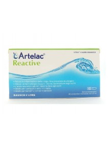 Artelac Reactive Soluzione...