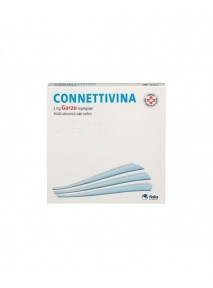 Connettivina 10 Garze 2mg...
