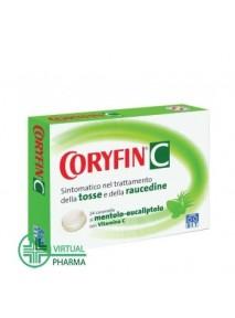Coryfin C Mentolo 24 caramelle