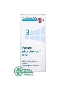 Ferrum Phosphoricum D12...