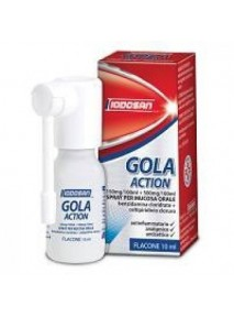 Iodosan Gola Action...