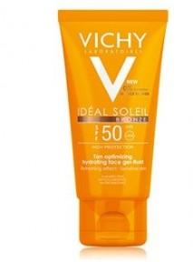 Vichy Ideal Soleil Gel Viso...