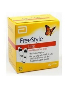 Freestyle Lite Glicemia 25...