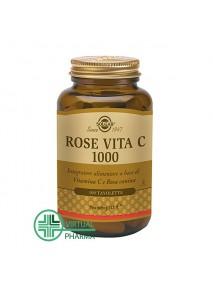 Solgar Rose Vita C 1000 100...
