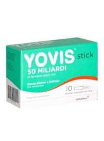 Yovis Stick 10 bustine...