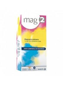 Sanofi Mag 2 magnesio...