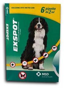 Exspot Spot-on per cani 6...