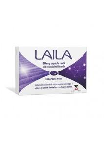 Laila 28 capsule molli 80 mg