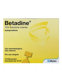 Betadine 10% Soluzione...
