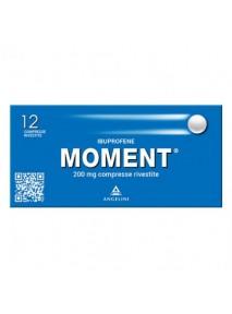 Moment 200mg Ibuprofene 12...