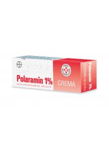 Polaramin Crema 1% 25 g