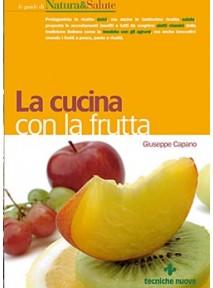 La cucina con la frutta