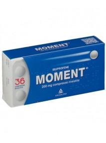 Moment 200mg Ibuprofene 36...