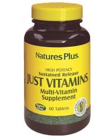 Nature's Plus Just Vitamins...
