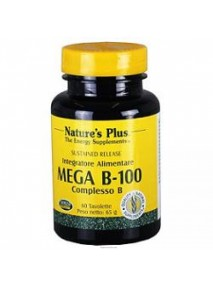 Natures Plus Mega B100 60...