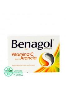 Benagol Vitamina C Arancia...