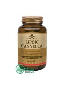 Solgar Lipoic Cannella 60...