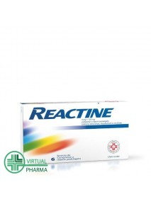 Reactine 5 mg + 120 mg...