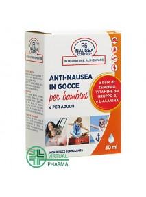 P6 Nausea Control Gocce...
