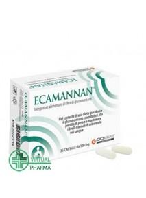 Ecamannan 36 capsule
