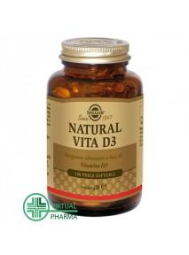 Solgar Natural Vita D3 100...
