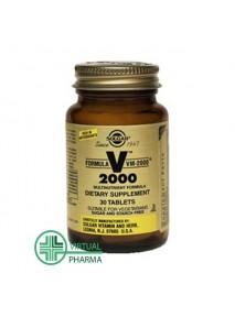 Solgar Alimento VM 2000 30...