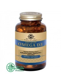 Solgar Advanced Omega D3...