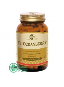 Solgar Fitocranberry 60...