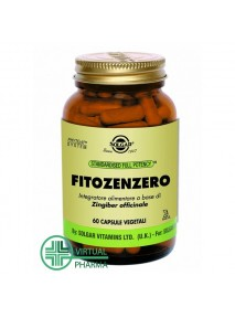 Solgar Fitozenzero 60...