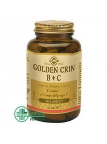 Solgar Golden Crin B+C 100...
