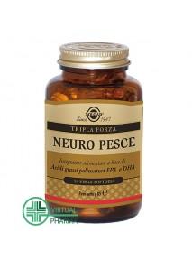 Solgar Neuro Pesce 50 perle...
